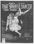 Spanish Dancer From Madrid