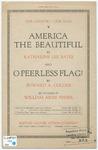 America The Beautiful : Patriotic Hymn
