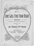 Love Will Find Your Heart : Ballad