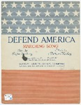 Defend America, Marching Song