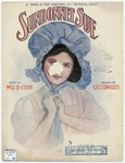 Sunbonnet Sue (When I was a Kid so High)