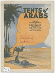 Tents of Arabs