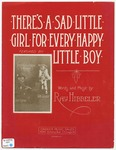 There's A Sad Little Girl For Every Happy Little Boy
