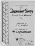 Toreador Song from