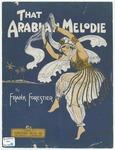 That Arabian Melodie