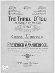 The Thrill O' You (The Hunger of My Soul)