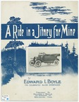 A Ride In A Jitney For Mine