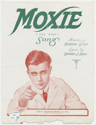 Moxie: One Step Song