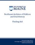 MF068 Women in Maine Project