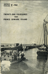 Northeast Folklore volume 5: Twenty-One Folksongs From Prince Edward Island by Edward D. Ives