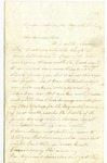 Letter from Frank L. Lemont to J.S. Lemont, May 5, 1862