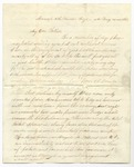 Letter from Frank L. Lemont to Samuel R. Lemont, May 22, 1862