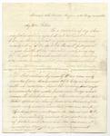 Letter from Frank L. Lemont to Samuel R. Lemont, May 22, 1862