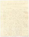 Letter from A.S. Daggett to Samuel R. Lemont, July 6, 1862