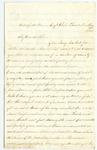 Letter from Frank L. Lemont to J.S. Lemont, November 7, 1862