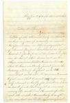 Letter from Frank L. Lemont to J.S. Lemont, November 23, 1862
