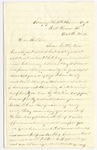 Letter from Frank L. Lemont to J.S. Lemont, December 9, 1862