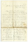 Letter from Frank L. Lemont to J.S. Lemont, December 15, 1862