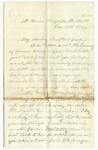 Letter from Frank L. Lemont to J.S. Lemont, December 15, 1862