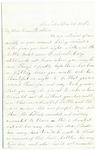Letter from Achsah Lemont to Frank L. Lemont, December 21, 1862