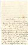 Letter from Achsah Lemont to Frank L. Lemont, September 20, 1863