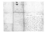 Letter from Viola Adams to John L. Ham, October 14, (1862?)