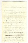 Letter from Frank L. Lemont to J.S. Lemont, July 8, 1861
