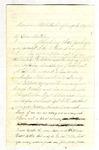 Letter from Frank L. Lemont to J.S. Lemont, July 8, 1861