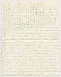 Letter from Charles Warner to his mother Mrs. Almon Warner, August 23, 1863 by Charles Warner