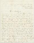 Letter from Charles Warner to his mother Mrs. Almon Warner, September 3, 1863