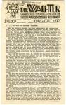 Der Wachter, Issue 8, June-July 1945