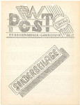 PW Post, Issue 17 Supplement, January 5, 1946