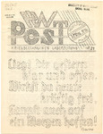 PW Post, Issue 21, March 3, 1946