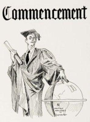 Commencement 1924.
