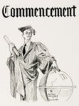 Commencement 1924. by F. Gilbert Hills