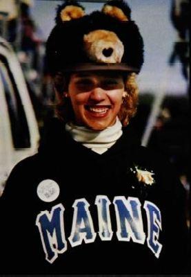 Umaine School Spirit 1985.