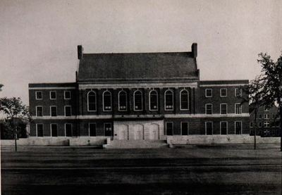 The New Library 1944.