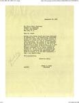 Correspondence between President Authur A. Hauck and Warren Brown regarding Information on Race Prejudices