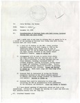 Letter from Dr Thomas Aceto to Gerry Herlihy and Jim Harmon on Recruitment of Black Students to the University of Maine