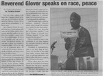 Maine Campus_Reverend Glover speaks on race, peace