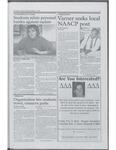 Maine Campus_Varner seeks local NAACP post