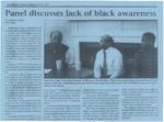 Maine Campus_ Panel discusses lack of black awareness
