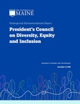 President's Council on Diversity, Equity and Inclusion: Findings and Recommendations Report
