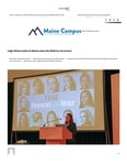 Leigh Gilmore talks at UMaine about the #MeToo movement