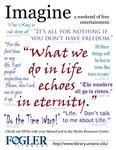Imagine - Free Entertainment
