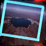 Crater Lake National Park Oregon August 21, 1981 90_lake by James W. Sewell Company