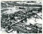 Aerial Photograph of Orono, Maine by Jim Garvin