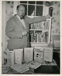 Virgil Geddes With His Publications