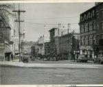Bangor, Maine, Main Street by Jim Garvin