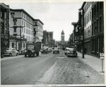 Exchange Street, Bangor, Maine by Jim Garvin